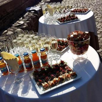 Šampano staliukas po ceremonijos / Eglė Ivanskaja / Darbų pavyzdys ID 288149