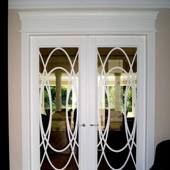 Vidaus durys iš medžio masyvo / Aidas Mazūra / Darbų pavyzdys ID 288883