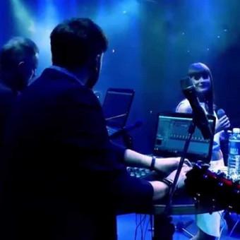 Koncertų, renginių tiesioginės vaizdo transliacijos. Ištrauka iš Jazzyvile koncerto.