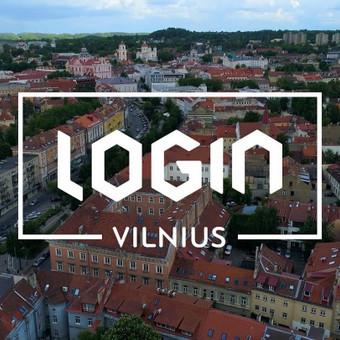 LOGIN yra didžiausias technologijų ir inovacijų festivalis Baltijos šalyse, kasmet sutraukiantis daugiau nei 6000 dalyvių iš Lietuvos ir viso pasaulio. LOGIN 2017 tampa tikru festivaliu ir keliasi į V