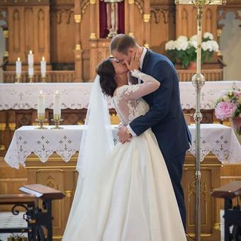 Vestuvinių ir proginių suknelių siuvimas Vilniuje / Oksana Dorofejeva / Darbų pavyzdys ID 293437