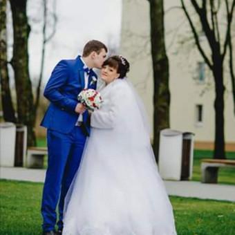 Vestuvinių ir proginių suknelių siuvimas Vilniuje / Oksana Dorofejeva / Darbų pavyzdys ID 293439