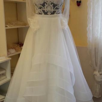 Vestuvinių ir proginių suknelių siuvimas Vilniuje / Oksana Dorofejeva / Darbų pavyzdys ID 293447