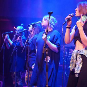 "The BACKS - 1-ojo gimtadienio koncertas ""Tamsta"" klube."