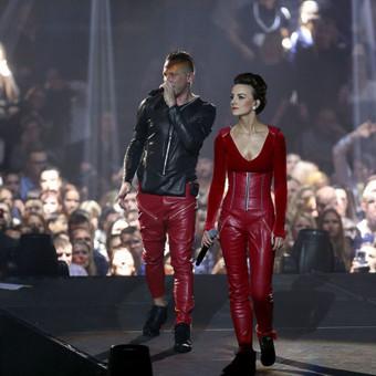 360 laipsnių koncertas Žalgirio arenoje 2015.