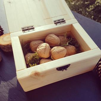 Linkėjimų dėžutė