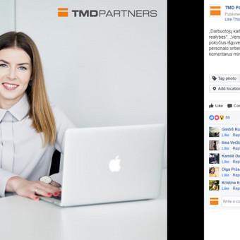 Klientas: TMD Partners