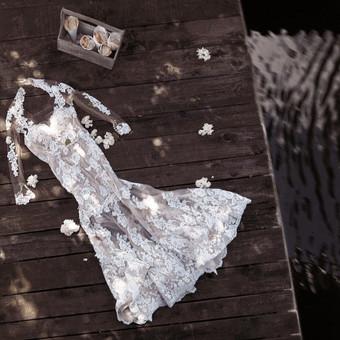 Nuotakos suknelė. Foto by Evgenia Zuk
