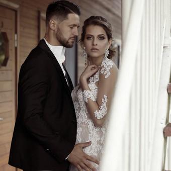 Vestuvės. Nuotakos rytas. Foto by Evgenia Zuk