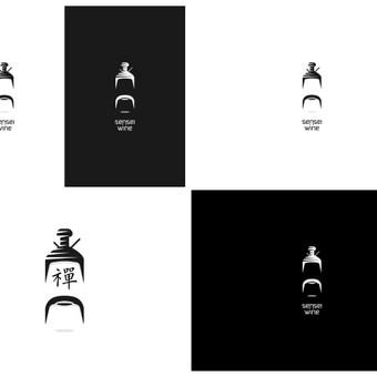 Sensei wine - PRDUODAMAS   |   Logotipų kūrimas - www.glogo.eu - logo creation.