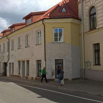 fasadų renovacija