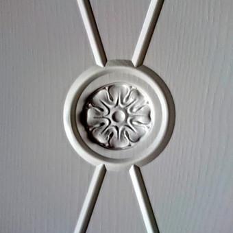 Vidaus durys iš medžio masyvo / Aidas Mazūra / Darbų pavyzdys ID 307011