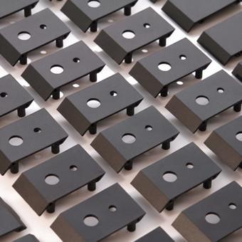 Vacuum casting ir didelio formato tikslus 3D spausdinimas / eleganttech / Darbų pavyzdys ID 307593
