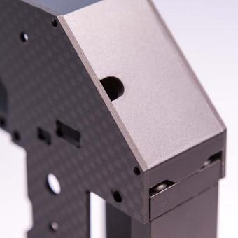 Vacuum casting ir didelio formato tikslus 3D spausdinimas / eleganttech / Darbų pavyzdys ID 307595
