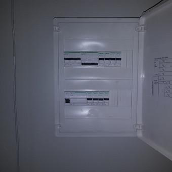 Elektrikas Arvydas / Arvydas / Darbų pavyzdys ID 308059