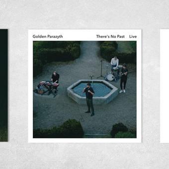 """""""Golden Parazyth"""" singlų viršeliai"""