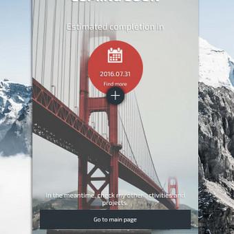 Interneto svetainės, verslo valdymo sistemos, dizainas / Gintautas Bakūnas / Darbų pavyzdys ID 311577