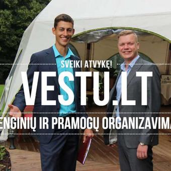 Renginių vedėjas Kaune / Eimantas / Darbų pavyzdys ID 312431