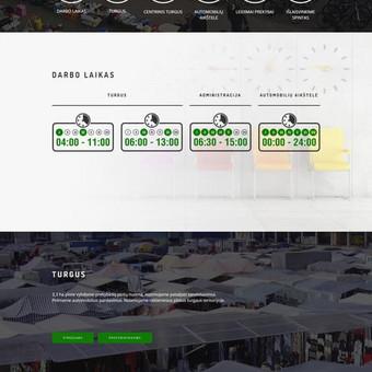 Šiaulių Pabalių turgaus internetinė svetainė. www.pabaliuturgus.lt