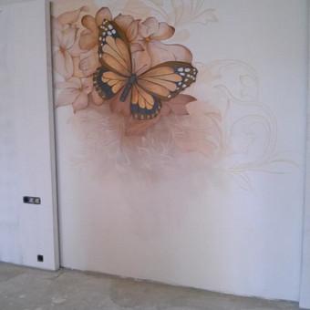 Dailininkė-Dizainerė / 7D Mintyse / Darbų pavyzdys ID 324491
