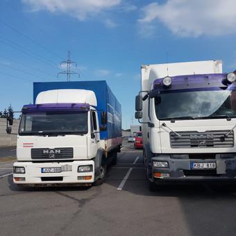 Kroviniu pervezimas /gabenimas Panevezys / Egidijus / Darbų pavyzdys ID 326933