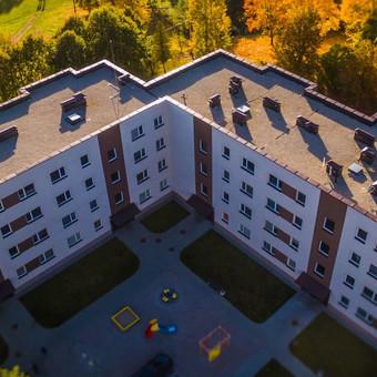 Plokščio stogo meistrai ir konsultantai / UAB Volas / Darbų pavyzdys ID 328603
