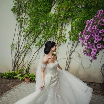 Vestuvinių ir proginių suknelių siuvimas Vilniuje / Oksana Dorofejeva / Darbų pavyzdys ID 330211