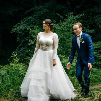 Vestuvinių ir proginių suknelių siuvimas Vilniuje / Oksana Dorofejeva / Darbų pavyzdys ID 330217