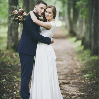 Vestuvinių ir proginių suknelių siuvimas Vilniuje / Oksana Dorofejeva / Darbų pavyzdys ID 330223