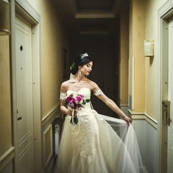 Vestuvinių ir proginių suknelių siuvimas Vilniuje / Oksana Dorofejeva / Darbų pavyzdys ID 330225