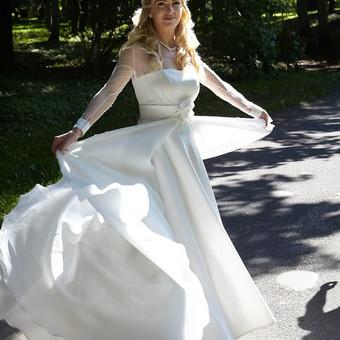 Vestuvinių ir proginių suknelių siuvimas Vilniuje / Oksana Dorofejeva / Darbų pavyzdys ID 330229