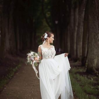 Vestuvinių ir proginių suknelių siuvimas Vilniuje / Oksana Dorofejeva / Darbų pavyzdys ID 330237