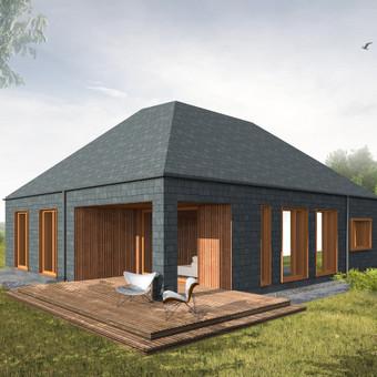 Architektai / Erdvės architektūra / Darbų pavyzdys ID 330695