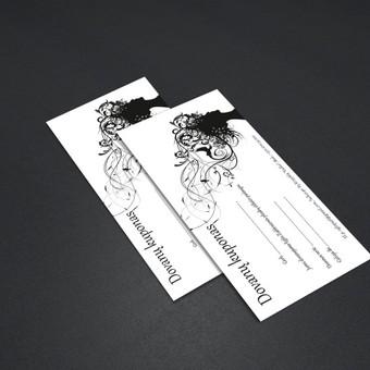 Grafinio dizaino paslaugos / Simona V. / Darbų pavyzdys ID 331003