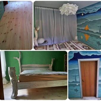 Wood Trails baldai namams ir verslui / Miško takai / Wood trails / Darbų pavyzdys ID 331499