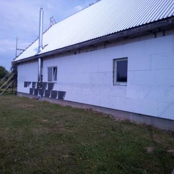 Namų Statyba Kosmet Kapitalinis Remontas Apdaila nuo A iki Z / Edvardas / Darbų pavyzdys ID 332145