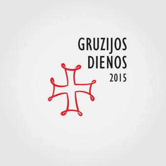 Logotipas ir firminis stilius Gruzijos dienų renginiui. Logotipe vaizduojamas stilizuotas Gruzijos kryžius.