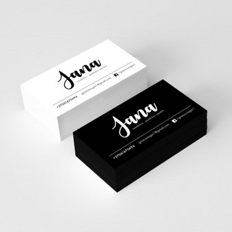 Grafikos dizainerė / Tina / Darbų pavyzdys ID 334173