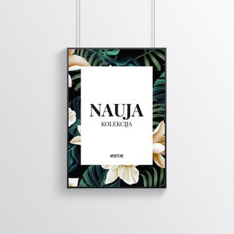 Grafikos dizainerė / Tina / Darbų pavyzdys ID 334227