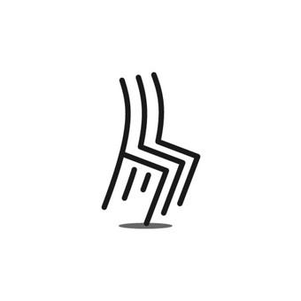 Chair - PARDUODAMAS |   Logotipų kūrimas - www.glogo.eu - logo creation.