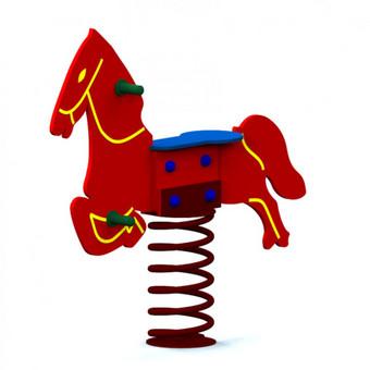 """Spyruoklinis žaislas """"Žirgas"""""""