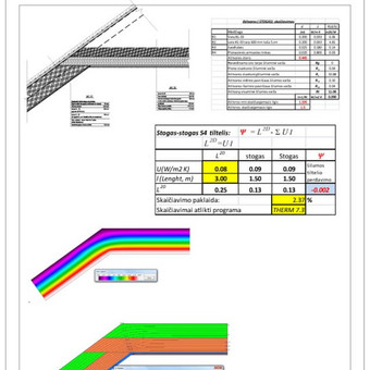 Energinis A+, Inžinerinių sistemų projek. ŠVOK ir VN / Gytis Malaiška / Darbų pavyzdys ID 338073