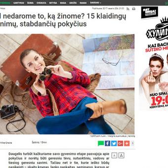Laisvai samdoma žurnalistė Bulgarijoje / Justina Mikeliūnaitė / Darbų pavyzdys ID 339201