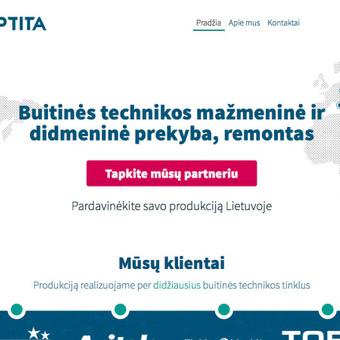 SVETAINIŲ KŪRIMAS www.overslas.lt Didiname jūsų verslo vertę / Roman Ustinovič / Darbų pavyzdys ID 339711