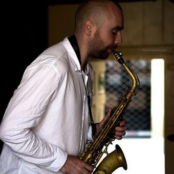 Saksofonistas / Manvydas Pratkelis / Darbų pavyzdys ID 341425