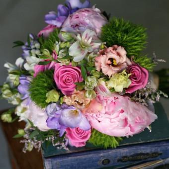 Vestuvinis floristinis dekoravimas / Isdeco / Darbų pavyzdys ID 341615