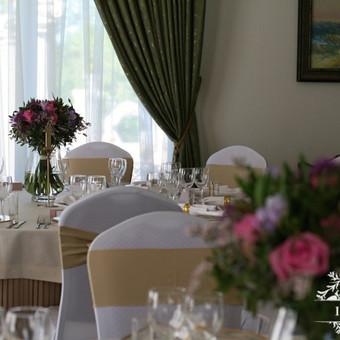 Vestuvinis floristinis dekoravimas / Isdeco / Darbų pavyzdys ID 341619