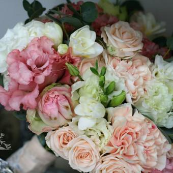 Vestuvinis floristinis dekoravimas / Isdeco / Darbų pavyzdys ID 341627
