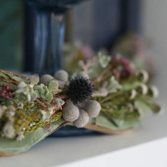 Vestuvinis floristinis dekoravimas / Isdeco / Darbų pavyzdys ID 341641