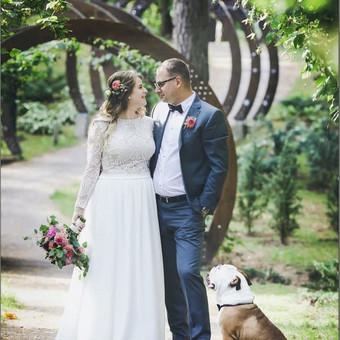 Vestuvinių ir proginių suknelių siuvimas ir taisymas / Larisa Bernotienė / Darbų pavyzdys ID 344913
